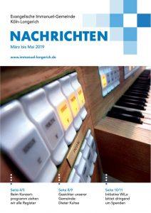 thumbnail of Gemeindebrief_Ausgabe_1_19